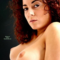 Inverted Nipples - Red Hair, Topless , Perky Boobs, Side View Breasts And Face, Dark Background, Puffy Areolas, Firm Breasts, Beautiful Face, Big Boobs, Inverted Nipple, Redhead Topless, Curly Red Hair, Redheaded Peaks Portrait, Pouty Permed Profile With Pert Breasts, Big Dark Eyes