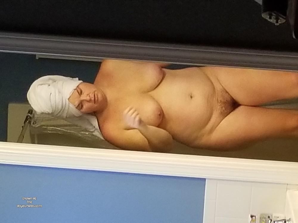 Pic #1 Medium tits of my wife - Wifey