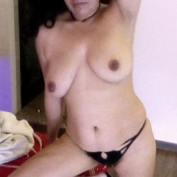 Love In A Red Room - Big Tits, Amateur