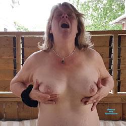 Heathers Beautiful Tits - Big Tits, Outdoors, Amateur
