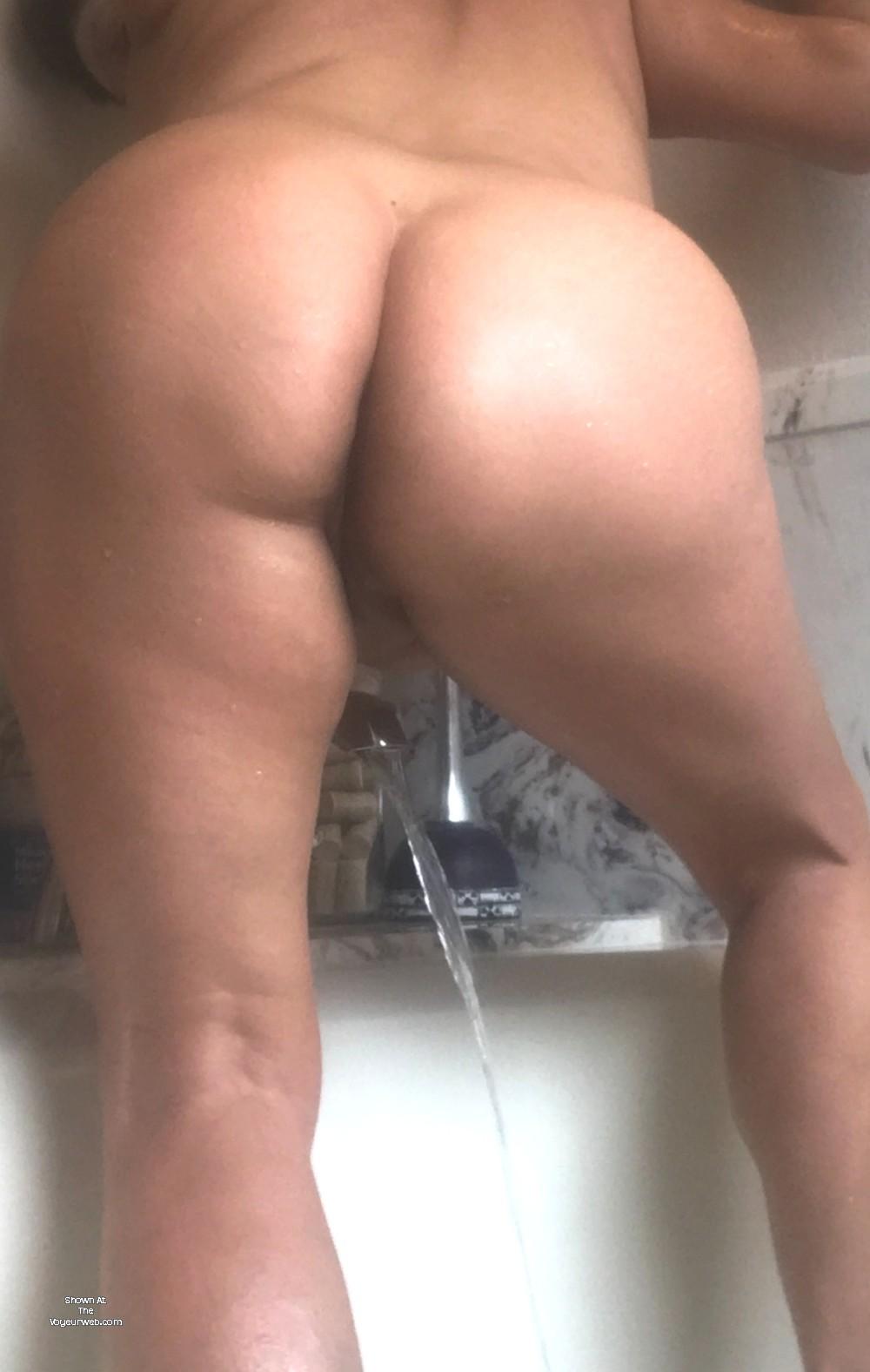 Pic #1My girlfriend's ass - Melissa