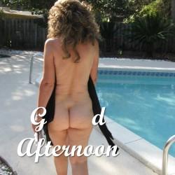 My ass - Nadine