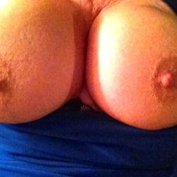 My extremely large tits - Hotwife