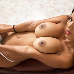 My large tits - Liliana