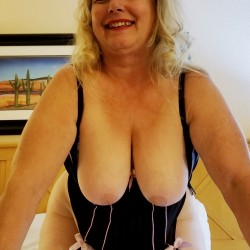 Large tits of my wife - Boobalicious