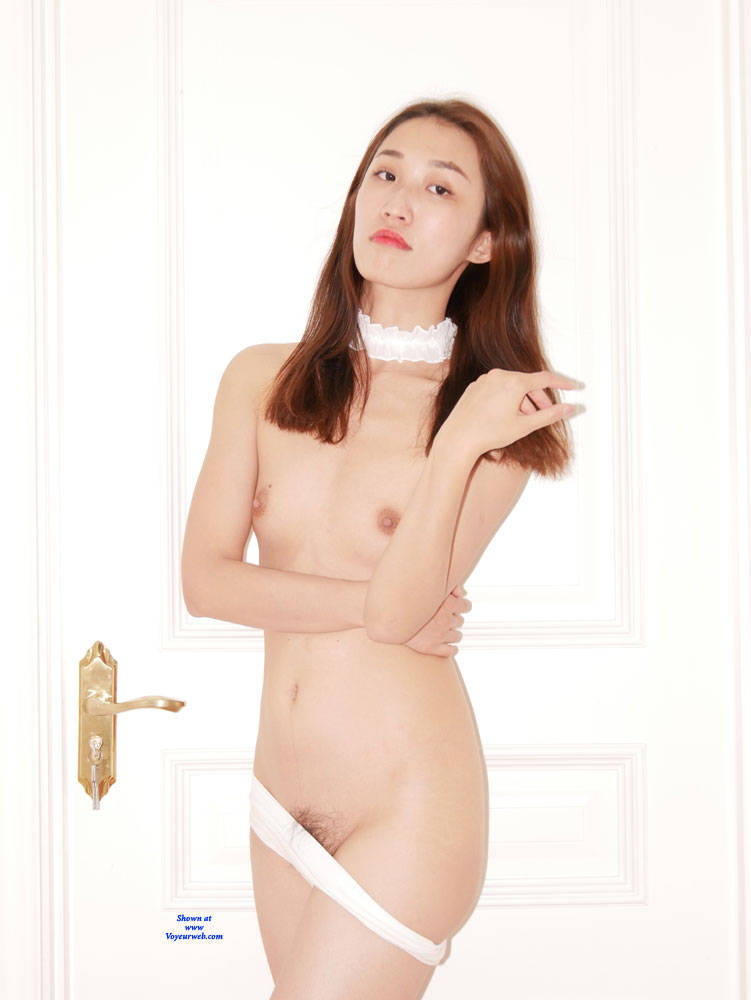 Asian Model Sue Babe Shows Her Nude Body - July, 2018 -8990