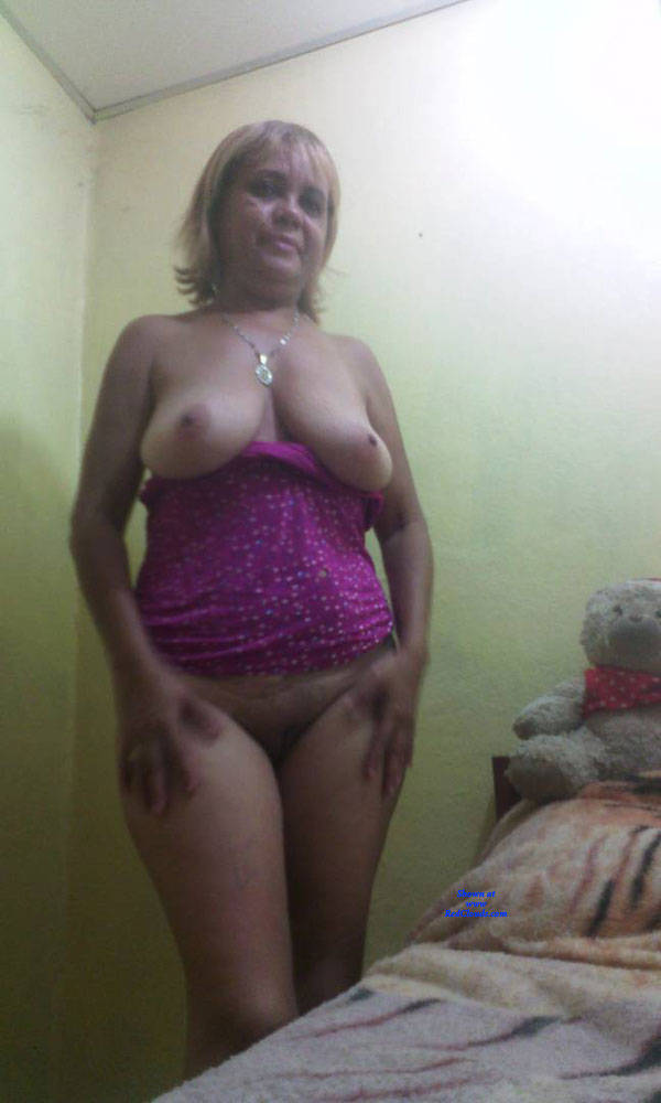 Pic #1La Viejita De Dabajuro Venezuela XI - Big Tits, Amateur