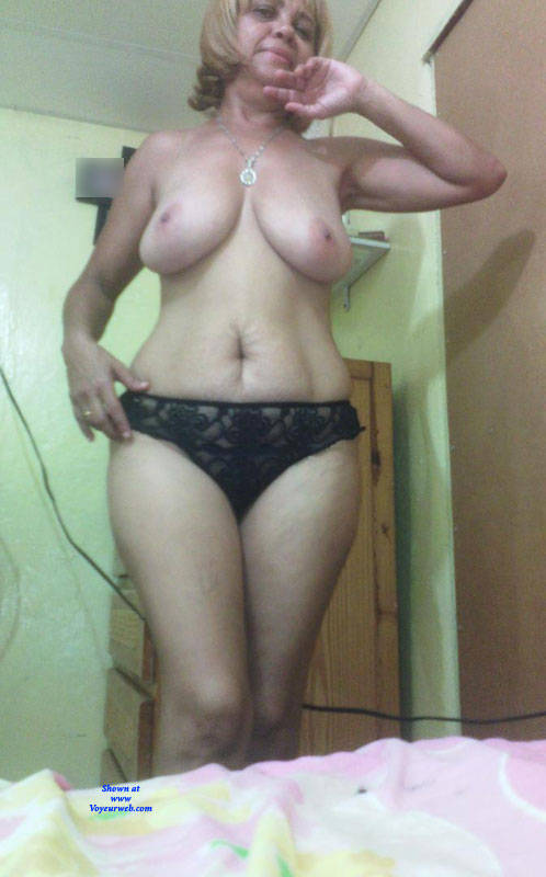 Pic #1 La Viejita De Dabajuro Venezuela XII - Big Tits, Amateur