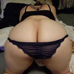 Panties Down And Ready!!! - Amateur