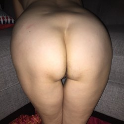 My wife's ass - Yvonne