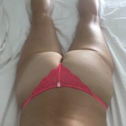 My wife's ass - My Wife 50+