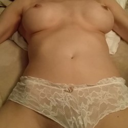 Large tits of my wife - Juliet