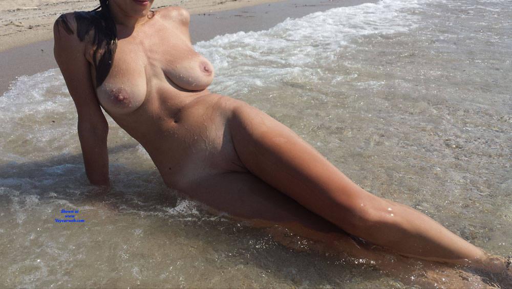 Full Nude On A Greek Island - July, 2018 - Voyeur Web-3718