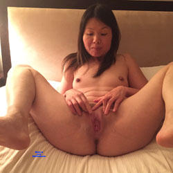 Chinese Wife Sucks - Nude Wives, Brunette, Blowjob, Bush Or Hairy, Amateur, Asian