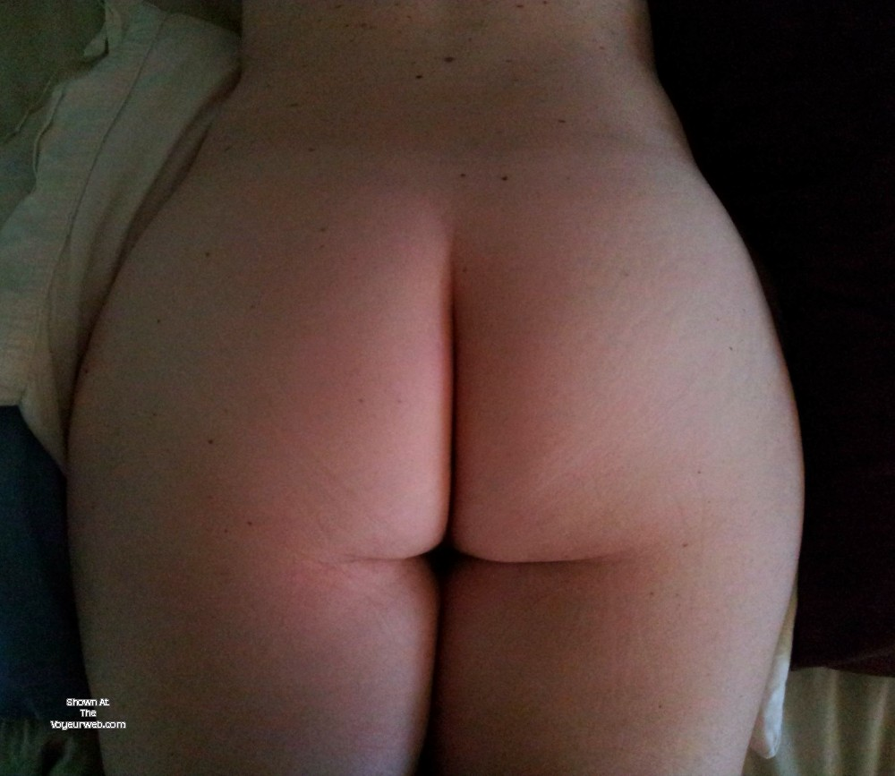 Pic #1My wife's ass - SoftBuns