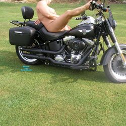Out For A Ride - Nude Wives, Outdoors, Amateur
