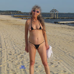 Doing A Request - Beach, Mature, Outdoors, Wife/wives, Amateur