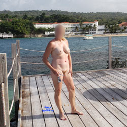 Resort Island - Nude Wives, Big Tits, Outdoors, Bush Or Hairy, Amateur