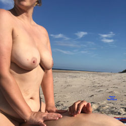 Fun In The Sun - Nude Girls, Beach, Big Tits, Outdoors, Amateur