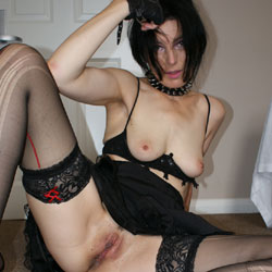 Milf In Black Stockings - Bra, Brunette Hair, Heels, Nipples, No Panties, Shaved Pussy, Showing Tits, Small Breasts, Small Tits, Stockings, Hot Girl, Sexy Ass, Sexy Body, Sexy Face, Sexy Figure, Sexy Girl, Sexy Legs, Face Sitting , Nude, Small Tits, Shaved Pussy, Ass, Stockings, Heels, Bra, Sleeveless