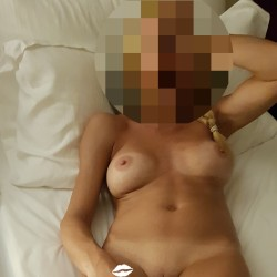 Medium tits of my wife - Jennifer