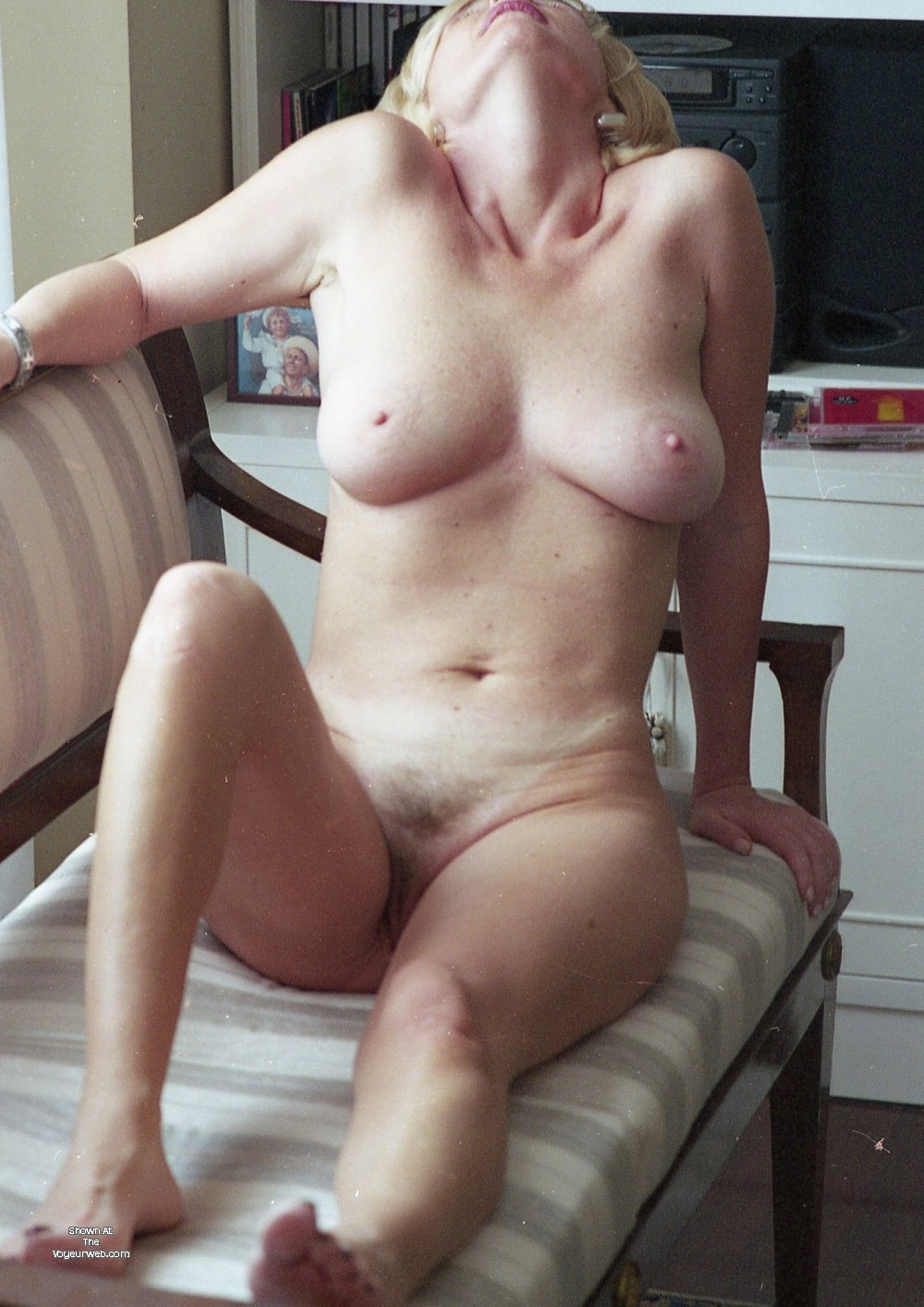 Pic #1 My large tits - Blonde Milf