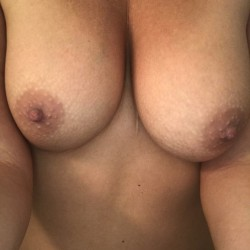 Medium tits of my wife - Anastasia