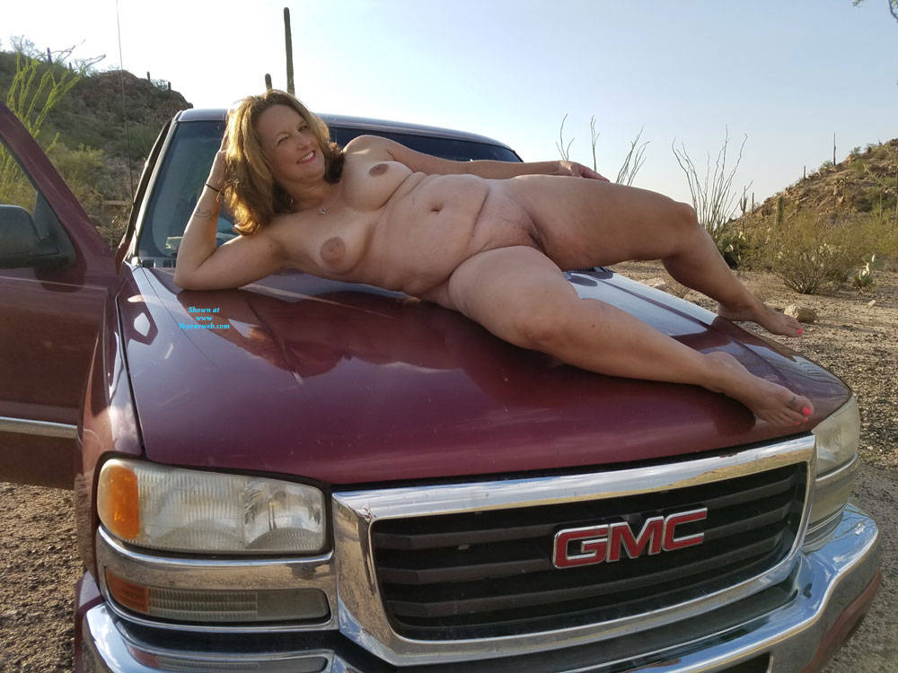 There trucks hotties in Amateur