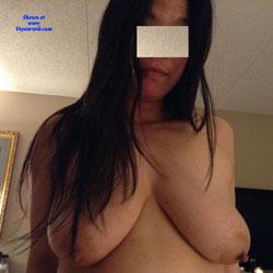 Innocent natural big tits