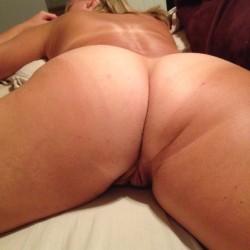 My wife's ass - GingerAnn
