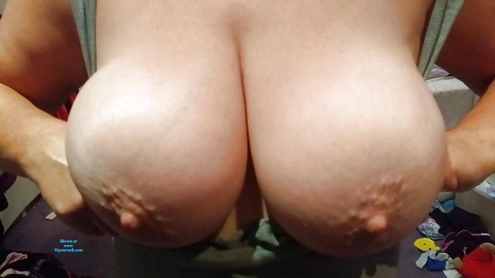 Mature wife tits