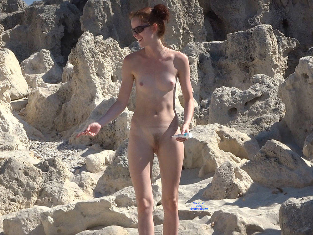 Pic #1More From Twins - Nude Girls, Beach, Brunette, Outdoors, Small Tits, Bush Or Hairy, Beach Voyeur