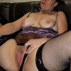 She Shook Me All Night II (RC) - Big Tits, Brunette, Lingerie, Amateur