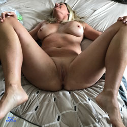 Camping - Nude Wives, Shaved, Amateur, Big Tits