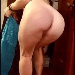 My wife's ass - Nicole