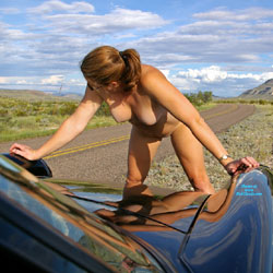 She's A Good Ride - Nude Girls, Outdoors, Amateur
