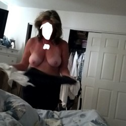 Large tits of my girlfriend - Amanda