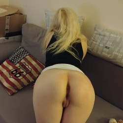My girlfriend's ass - Katerina