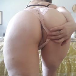 My wife's ass - My Sexy Milf