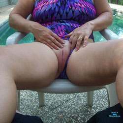Out And About - Nude Girls, Outdoors, Shaved, Amateur