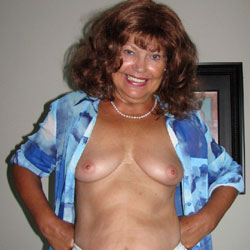 Home From Shopping - Big Tits, Mature, Redhead, Shaved, Amateur