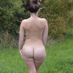 My wife's ass - Anna.