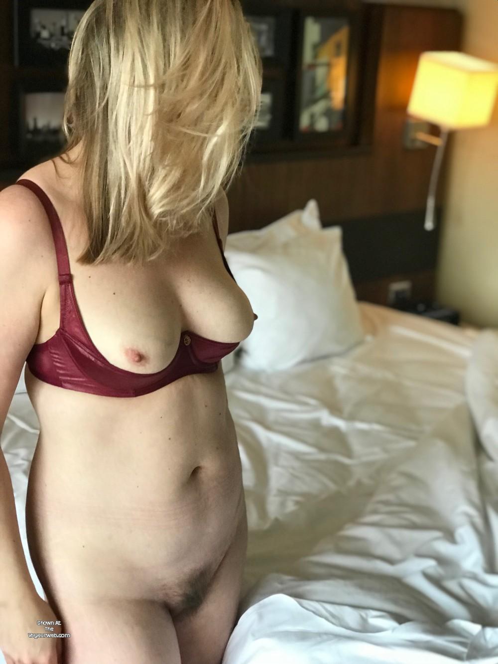 Pic #1 Medium tits of my wife - Kako73
