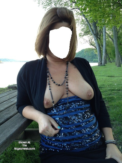 Pic #1 My medium tits - Hotwife