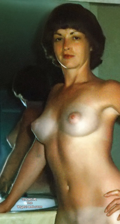 Pic #1 Medium tits of my wife - Wendy