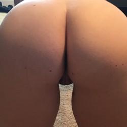 My wife's ass - Honey