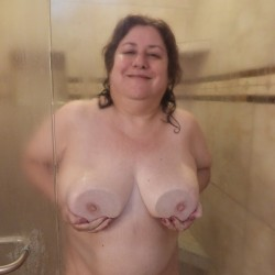 Large tits of my wife - Mary D