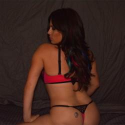 My girlfriend's ass - Hottjenn