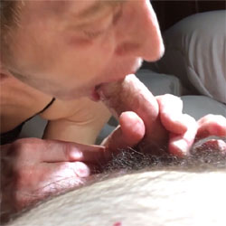 Getting What She Needs - Brunette, Blowjob, Amateur