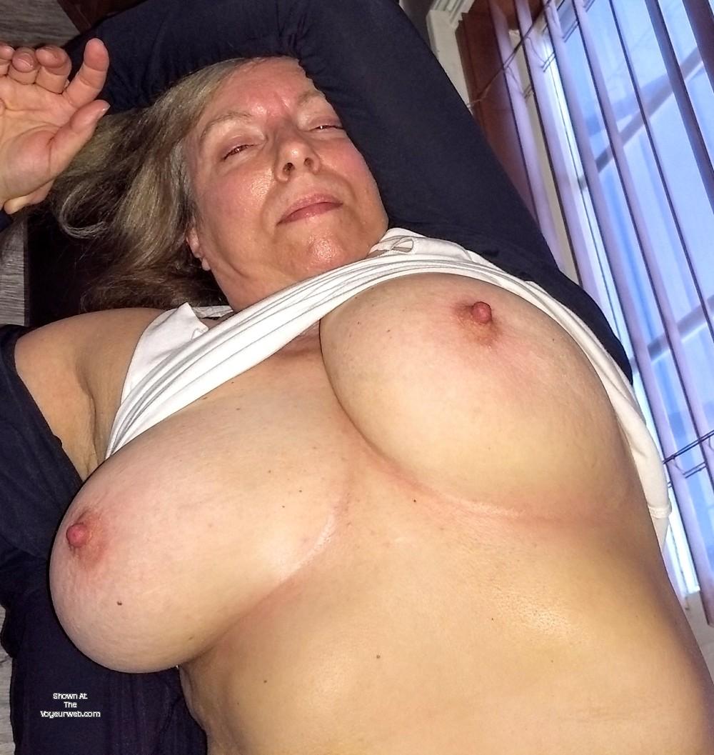 Big boob extra fat